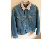Vintage denim Lee jacket