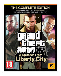 Grand Theft Auto IV amp Episodes From Liberty Complete Edition Playstation 3 Game - <span itemprop=availableAtOrFrom>Glasgow, United Kingdom</span> - Returns accepted Most purchases from business sellers are protected by the Consumer Contract Regulations 2013 which give you the right to cancel the purchase within 14 days after the day  - Glasgow, United Kingdom
