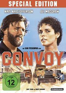 DVD * Convoy (Special Edition, Digital Remastered) * NEU OVP Kris Kristofferson