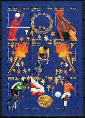 Eritrea Stamp - 96 Summer Olympics Stamp - NH