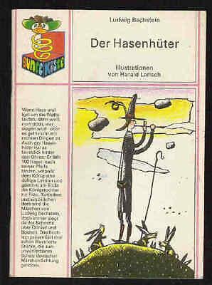 Bunte Kiste: Der Hasenhüter – Ludwig Bechstein  DDR Bilderbuch