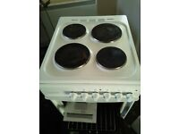 WHITE ELECTRIC COOKER