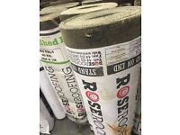 Green Mineral Shed Felt / Underlay Rose Roofing Roof Shed Kennel Trade L 10 m