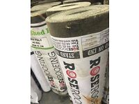 Roofing Felt Brand New Rose Roofing Roof Shed Kennel Green Mineral Trade Supply 1 m £1.60