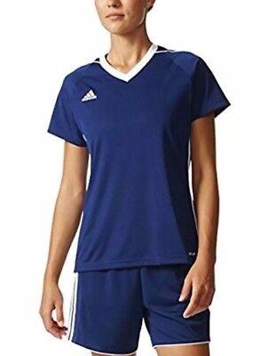 - Adidas Women's Tiro 17 Soccer Jersey Sz. Medium NEW BJ9097.