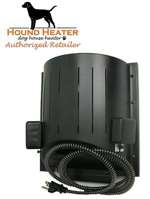Akoma Heat-N-Breeze Dog House Heater & Fan HNB-1001 Hound Heater