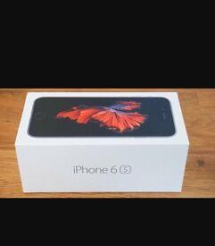 BRAND NEW IPHONE 6S 16GB SPACE GREY UNLOCKED!!