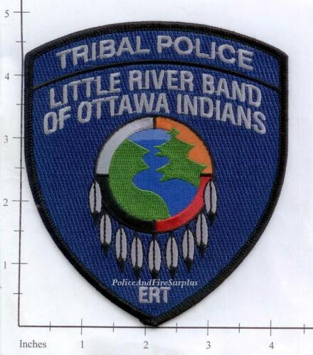 Michigan - Little River Band of Ottawa Indians MI Tribal Police Dept Patch