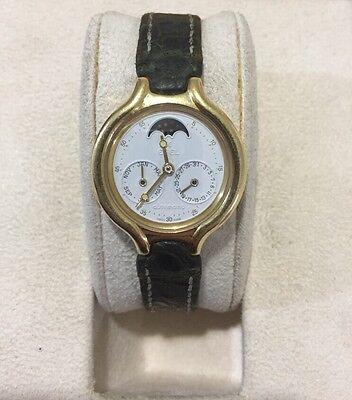 Ebel Beluga 18K Automatic Moonphase Ladies Wrist Watch Женские Наручные Часы