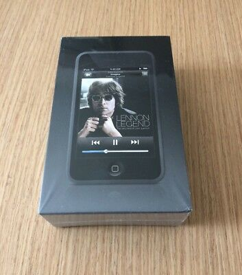 New Sealed Old Stock Apple iPod Touch 8gb 1st Generation John Lennon- 2007 Model
