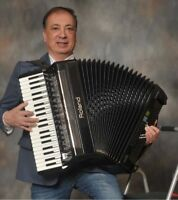 Accordionist One Man Band