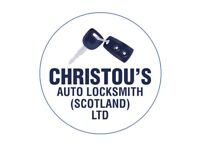 Land Rover car keys
