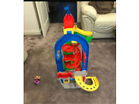 Fisher Price Sit & Stand Skyway