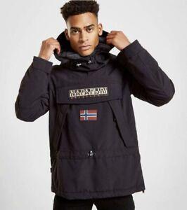 Napapijiri skidoo anorak jacket made from cordura fabric SIZE L