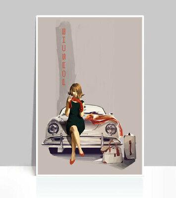 Car & Truck Manuals Parts & Accessories Aluminum poster 36