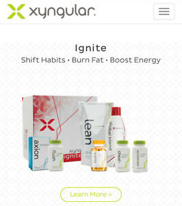 Xyngular Ignite 8 day cleanse