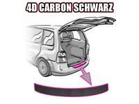 VW T6 Ladekantenschutz 3D CARBON ROT