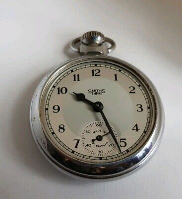 Beautiful Vintage Pocket Watch by Smiths Empire.
