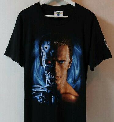 VTG 90s Terminator 2 vintage Universal studio Movie Shirt M size