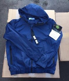 Summer Stone Island Nylon Metal Jacket