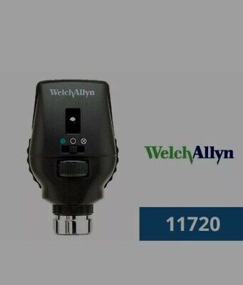 Welch Allyn 11720 Opthalmoscope Head Only 3.5v Coaxial