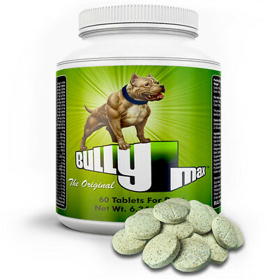 Bully Max Muscle Builder For Dogs  Wholesale Pricing   Best Savings