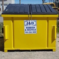 J & B Rubbish and Recycling