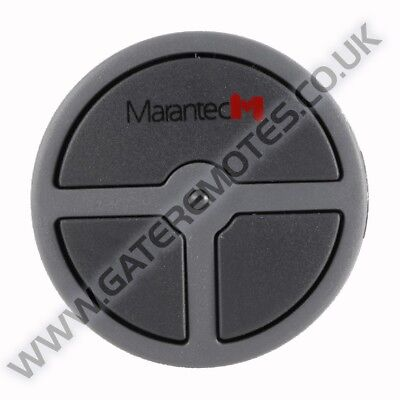 Marantec D323-868 Gate & Garage Door Remote Fob Transmitter
