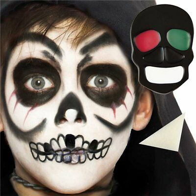 Halloween make up kit - Vampire, Zombie, Witch, Dracula, Devil Horror face paint