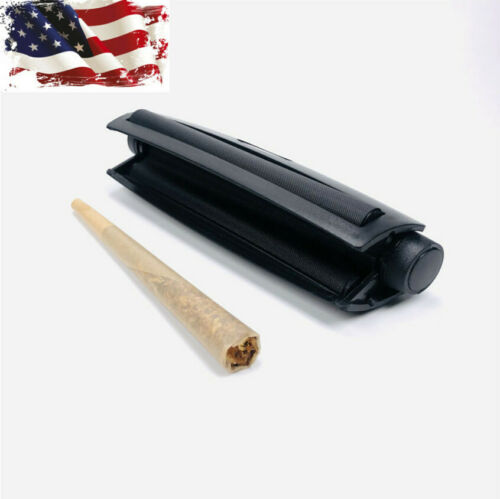 Portable Tobacco cannabis Joint Roller Cone Cigarette Rolling Machine 110mm DIY