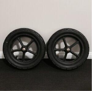 Bugaboo Cameleon Pram WHEELS Rear Back Tyres