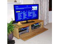 Habitat TV Unit, wood, VGC, high quality. Television furniture.
