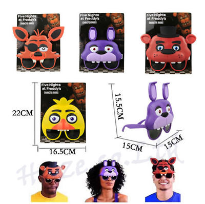 Five Nights At Freddy's FNAF Mask Halloween Costume Cosplay Kids Toys - Halloween At Freddy's Fnaf