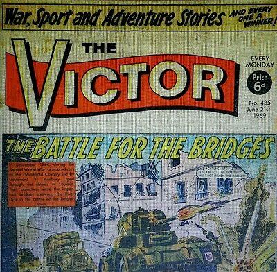 THE VICTOR COMICS ANNUALS BOOK RETRO VINTAGE COMICS ON DVD