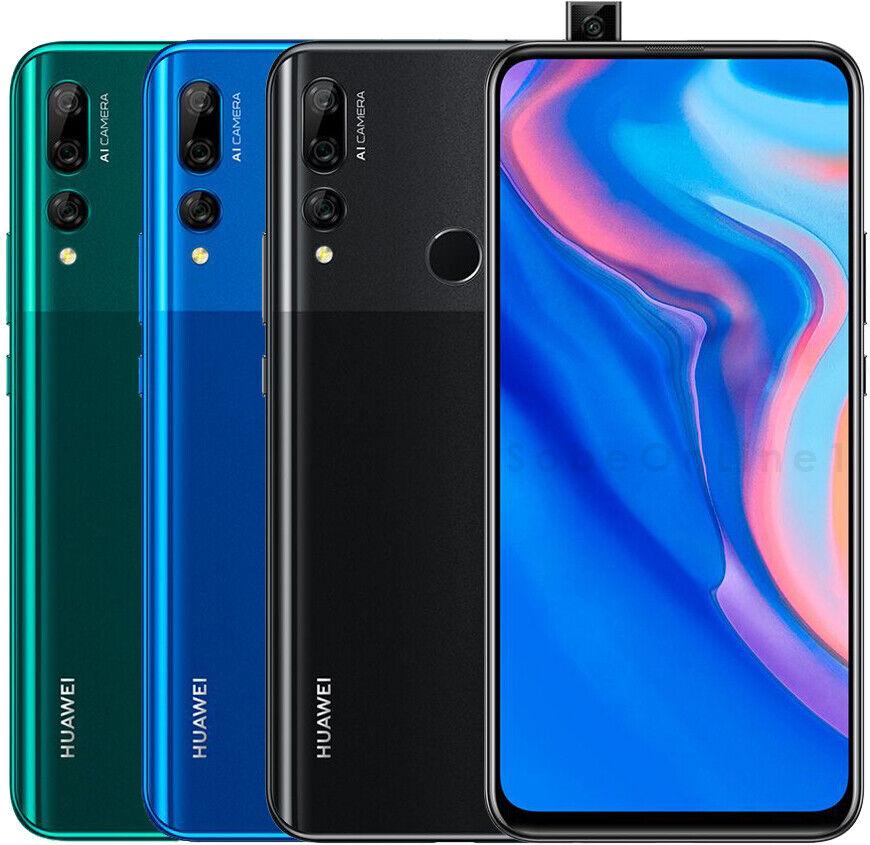 Huawei Y9 Prime 2019 128GB 4GB RAM STK-LX3 (FACTORY UNLOCKED) 6.59
