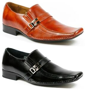 Delli-Aldo-Mens-Slip-on-Loafers-Dress-Classic-Shoes-w-Leather-lining-M-19261