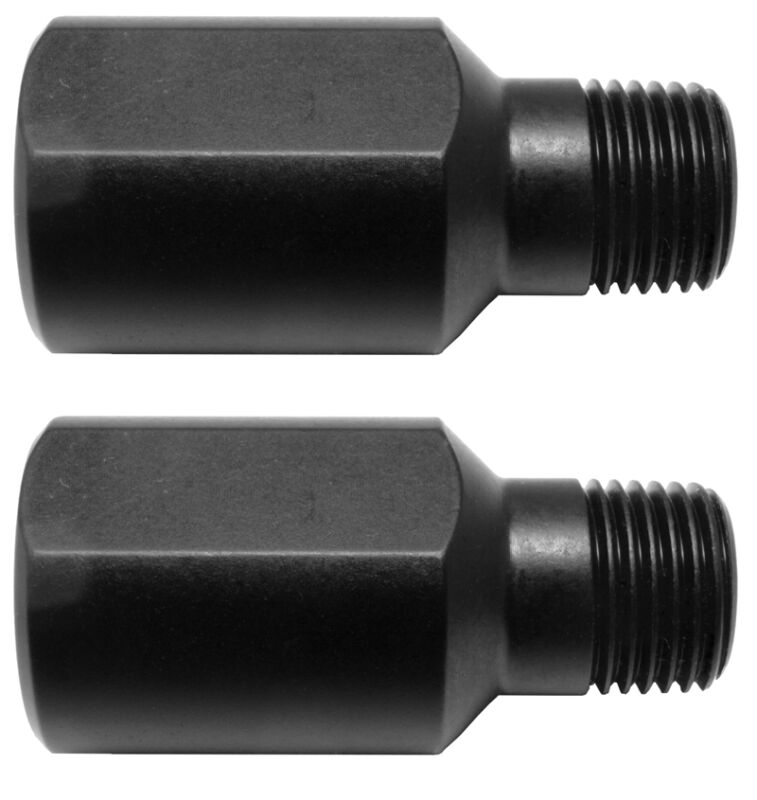 """(2) Pack Pro-Team In-Line PRO-FLOW FILTER 1/8"""" NPT w/replaceable element"""