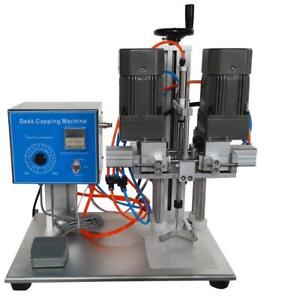 Duck - mouth Closure Capping Sealing Machine#160823
