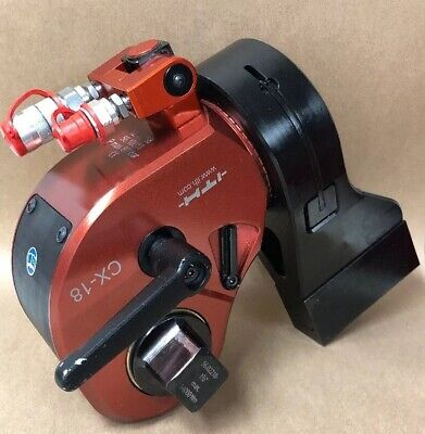 Ith Cx-18 Hydraulic Torque Wrench 1-12 Drive Bolting Tool Cx-18 10mxt Hytorc