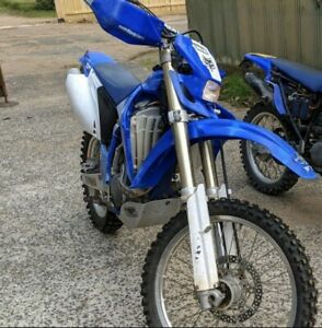 2004 Yamaha WR250F Dirt Bike with Rec Reg