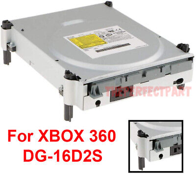 Replacement Disc Drive For XBOX 360 Philips Lite-On DG-16D2S DG-16D2S-09C DVD ()