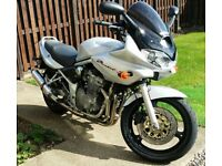 Suzuki Bandit GSF600S SK4 Faired - low mileage with many extras!