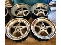 OZ MITO SPLIT ALLOYS 19'' 8.5-9.5J BMW M3 M5 E46 E92 E93 E60