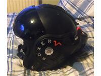 Roof helmet used (M)