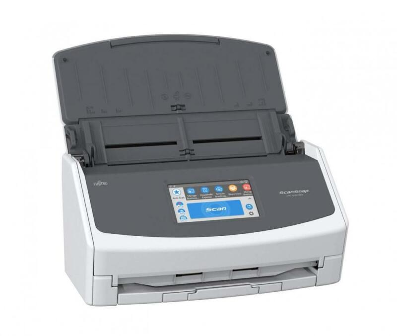 Fujitsu ScanSnap iX1500 Color Duplex Document Scanner with iX1500, (1) White