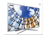 """43"""" SAMSUNG Smart LED full HD TV UE43M5600 warranty and delivered"""