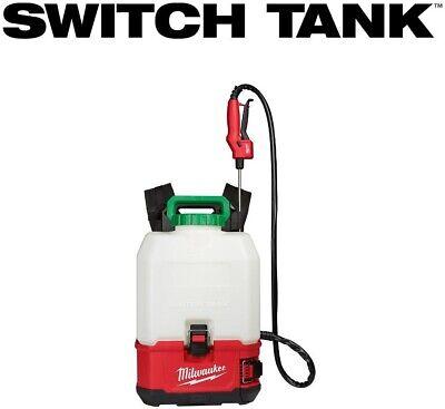 Milwaukee 2820-21PS M18 SWITCH TANK 4-Gallon Backpack Spraye