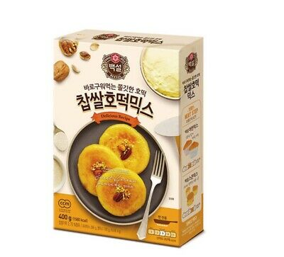 [Korea Sweet Pancake MIX] CJ HOTTEOK Mix 400g / ship from KOREA