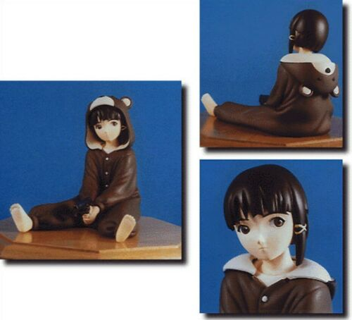 Lain Serial Experiments Lain Yoshitoshi Abe UNPAINTED RESIN FIGURE GARAGE KIT