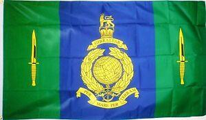 SIGNALS-SQUADRON-ROYAL-MARINES-5-X-3-FEET-FLAG-BRITISH-NAVY-ARMY-Military